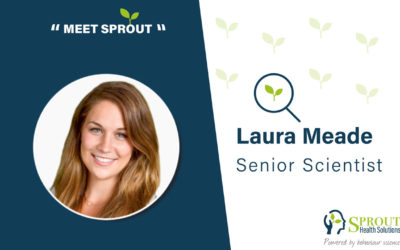 Meet Sprout – Dr Laura Meade, Senior Scientist
