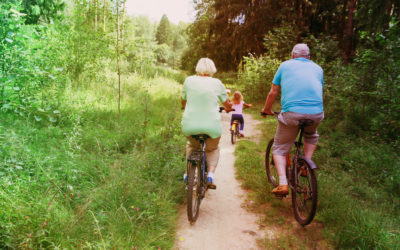 COULD THE BEHAVIOURS YOU ENGAGE IN TODAY IMPACT YOUR RISK OF ALZHEIMER'S?